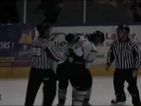 Garrett Clarke vs. Jeremy Gregoire