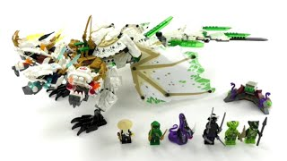 LEGO Ninjago Legacy Set 70679 - Der Ultradrache / Unboxing & Review