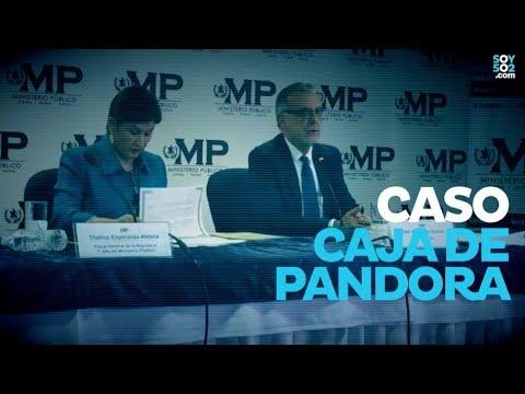 Caso Caja de Pandora