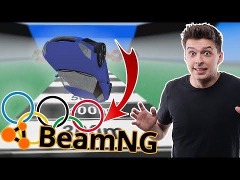 Olympiáda v BeamNG.drive