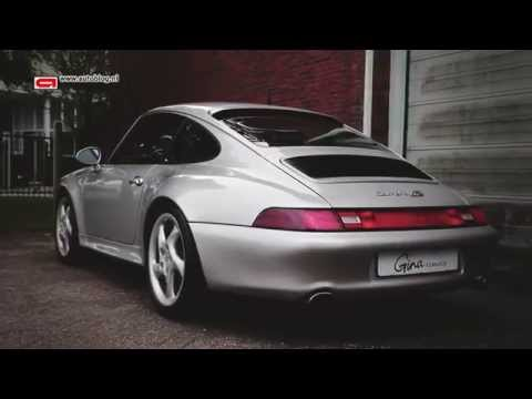 Porsche 993 Carrera 4S classic review
