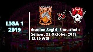 VIDEO: Live Streaming Liga 1 2019 Borneo FC Vs Kalteng Putra Selasa (22/10) Pukul 18.30 WIB