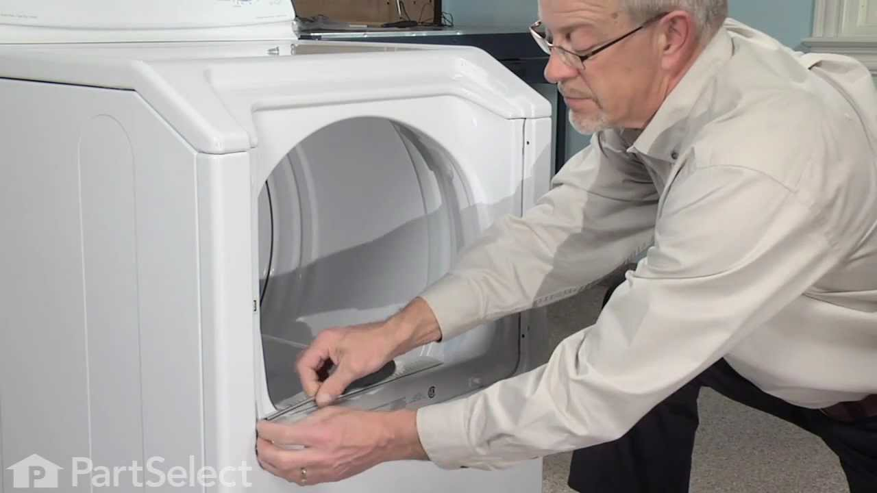 Replacing your Maytag Dryer Idler Pulley Wheel and Bearing