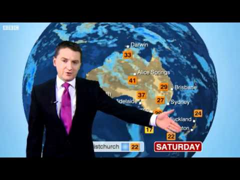 BBC Weather   Adelaide Airport mp4 2