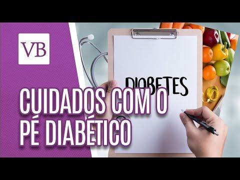 Diabetes do tipo 2 e do pé