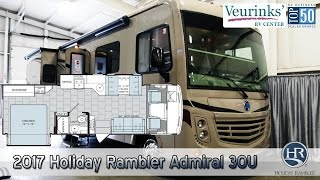 For Sale: 2017 Holiday Rambler Admiral 30U Overview | Grand Rapids, MI - (616) 965-9609