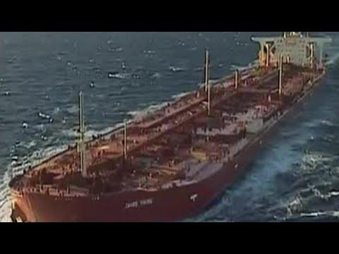 BBC: Jahre Viking Ship Largest Man Made Moving Machine! | Jeremy Clarkson's Extreme Machines