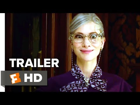 The House with a Clock in its Walls Trailer #2 (2018)