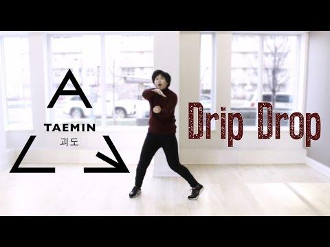 태민 TAEMIN - Drip Drop COVER BY Nana - смотреть онлайн на