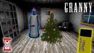Неожиданно! Новогоднее обновление Бабки   Granny 1.6