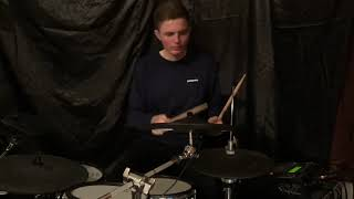 Moves   Olly Murs Ft. Snoop Dog   Drum Cover (Isaac Farnworth)