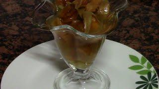 COMPOTA DE FRUTAS SECAS | recetas de cocina faciles rapidas y economicas de hacer - comidas ricas