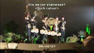 SS501 Making of Persona in Seoul (2/4) [Eng Sub]