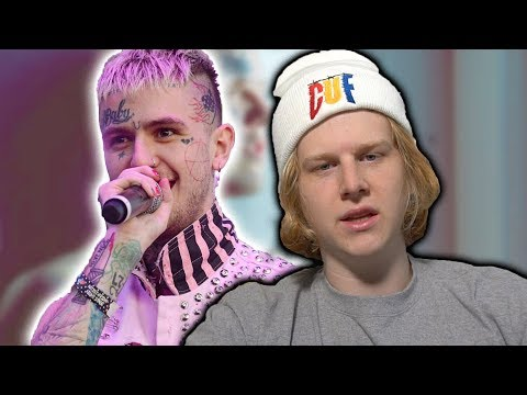 ALBUM OF THE YEAR?! Lil Peep - Come Over When You're Sober, Pt. 2 REACTION!