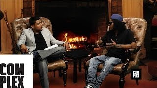 Ab-Soul Talks Sipping Lean, Death Row & Not Being Signed to Interscope | Fire Conversation