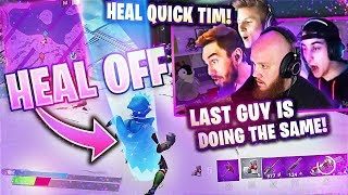 WINNING THE GAME WITH THIS HEAL OFF! FT. 72HRS, SYMFUHNY & CLOAKZY