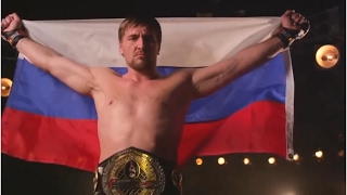 Непобедимый русский боец - Чемпион мира по боям без правил