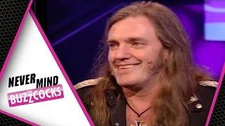Motörhead's Lemmy Kilmister On Never Mind The Buzzcocks | What Did The Clash Do?