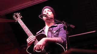 David Cook - Better Than Me - New Hope Winery 02-21-2018