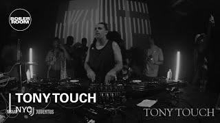 Tony Touch Boiler Room New York x Juventus DJ Set
