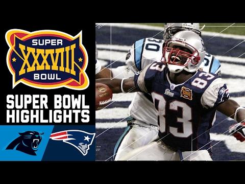 Super Bowl XXXVIII Recap: Panthers vs. Patriots | NFL