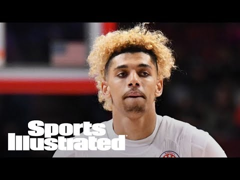 Top Recruit Allegedly Took $100K Bribe To Attend Louisville | SI Wire | Sports Illustrated