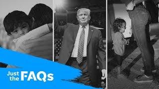 Trump stops family separation, but continues 'zero tolerance'