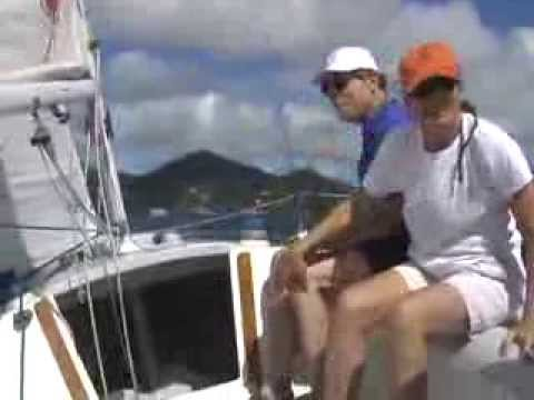 Rob Swain Sailing School - Learn to Sail - Basic Keelboat course ...