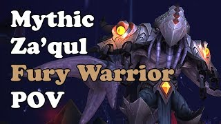 Mythic Grong Fury Warrior POV and Commentary - Самые лучшие