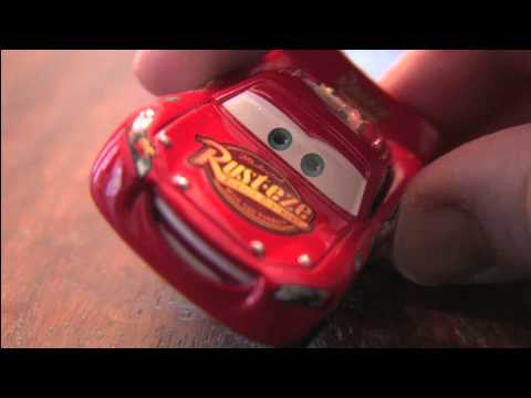 LIGHTNING MQUEEN Disney Pixar Cars Review By CGR Garage