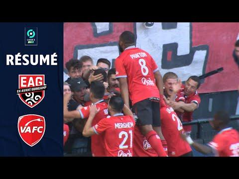 EAG En Avant de Guingamp 1-1 FC Valenciennes