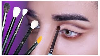 The BEST Eye Makeup Brushes -