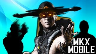 КОМАНДА ДЛЯ ПРИЗРАКА КУН ЛАО • СТОИТ ЛИ КАЧАТЬ? • Mortal Kombat X Mobile