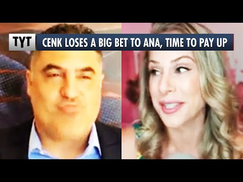 Cenk Owes Ana Some Money
