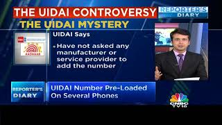 The UIDAI Controversy