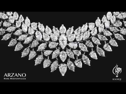 Kooheji Jewellery Diamond Set From Arzano