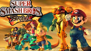 Super Smash Bros Brawl HD 2 Player Co-Op! Subspace Emissary PART 1 Gameplay Walkthrough 1080p Coop
