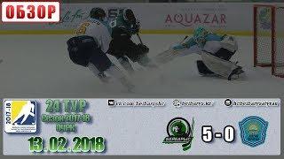 «Бейбарыс» 5-0 «Алтай - Торпедо»