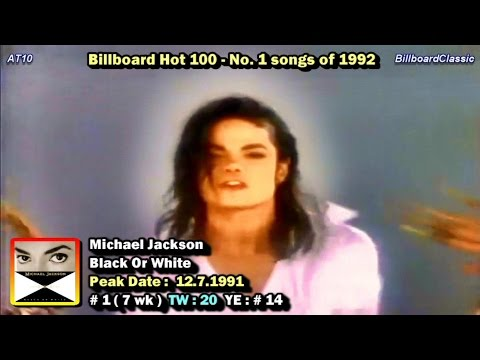 Billboard Hot 100 #1 Songs Of 1992 [1080p HD] Mp3