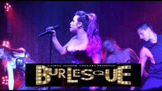 Cairns Dinner Theatre Burlesque, every Thursday evening starting at 7:30pm