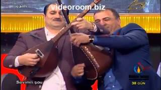 Asiq Ibadet ve Asiq Mubariz    Super  ifa   Sevimli Sou 04 05 2015