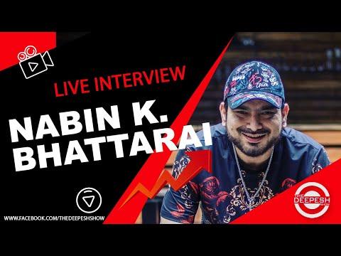 Live Interview with Nabin K Bhattarai