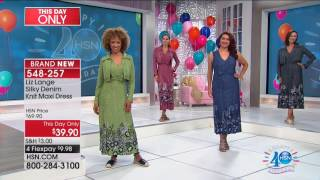 HSN | Liz Lange Fashions Celebration 07.19.2017 - 11 PM