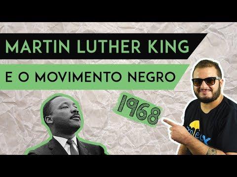 Martin Luther King e o Movimento Negro (1968)