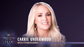 "Carrie Underwood on 'Southbound' Completing ""Cry Pretty"" Puzzle 