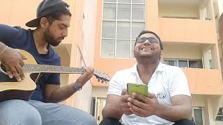 Mere Sohneya Song By Parampara Thakur, Sachet Tandon Cover By Ankit Shukla, Guitar By Vineet Malik