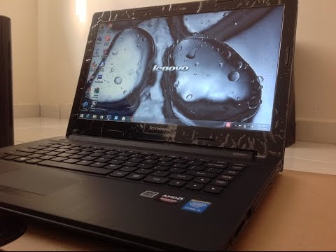 Lenovo G40-70 Unboxing - Gaming Laptop/Notebook