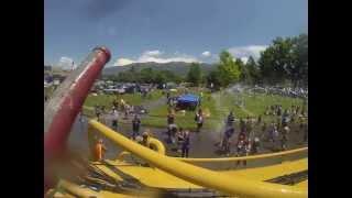 Kaysville Water Parade Target Practice