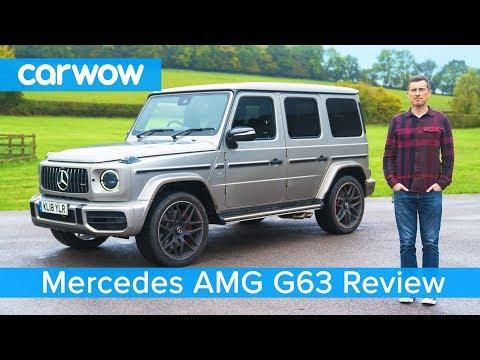 Mercedes-AMG G63 SUV 2019 in-depth review – see why it's worth £150000!