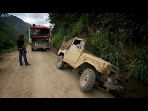 Bolivia's Death Road – Top Gear – Series 14 – BBC